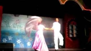 El Hebreo MC y su baile preferido