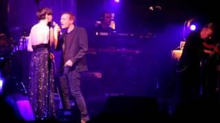 """ARISA: """"La Notte"""" (feat. Mauro Giovanardi) live @ Milano"""