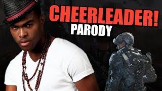 "Call of Duty - OMI ""Cheerleader"" PARODY"
