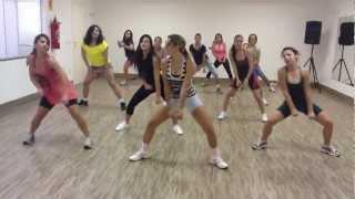 Dançando Largadinho, Coreografia Profª Geiza Gama!
