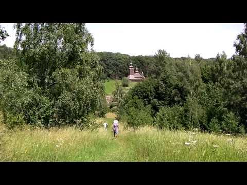 6. Visiting Ukraine – Pirogovo Village.wmv