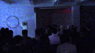 But What About The Sound Of Crumpling Paper Live @ EFA Project Space