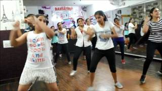 Baby Marvake Maanegi-Raftaar Remo D'souza   Dance Fitness Steps   Dansation Studio 9888892718