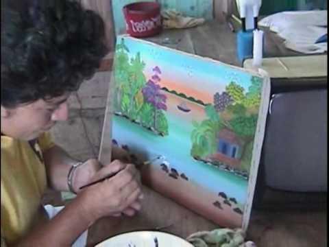 Solentiname Artists Workshop  Part 1