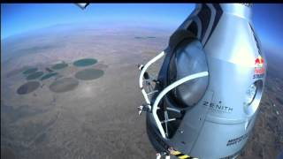 Felix Baumgartner's supersonic freefall from 128k' - Mission Highlights.mp3