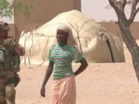 Mali: opération civilo-militaire française près de Gao