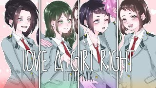 Nightcore ❖ ⟿ Love A Girl Right [Switching Vocals | Little Mix]
