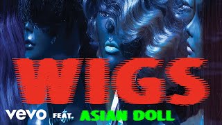 A$AP Ferg - Wigs (feat. Asian Doll)