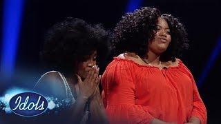Top 16 Show: Thokozile vs Nolitha | Idols SA Season 13
