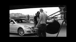 Making Of du Clip de Youssoupha - Clashes