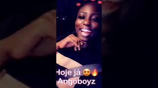 Angoboyz Feat Abiude & Serafina Sanches (HOJE JÁ)