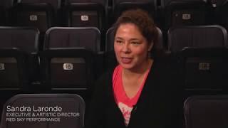 Sandra Laronde on Trace