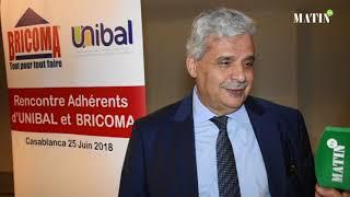Bricoma accueille l'association française Unibal