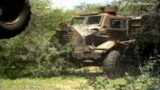 South African border war - bloody memories