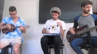 AJR - Thirsty acoustic 8/9/15