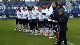 Futebol: Ouviram-se as Janeiras antes do treino (15/01/15)