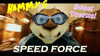 Hammy's Super Speed Force Sweet dreams! (Quicksilver theme)