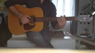 Matt Simons-Catch & Release-guitare