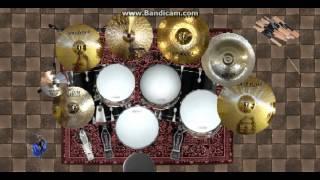 Cita Citata Aku mah apa atuh Dany's Virtual drum cover