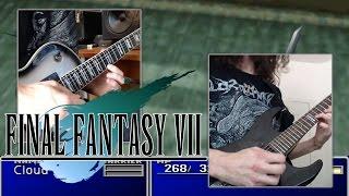 Final Fantasy VII Battle Theme | Those Who Fight - Metal Cover || ToxicxEternity