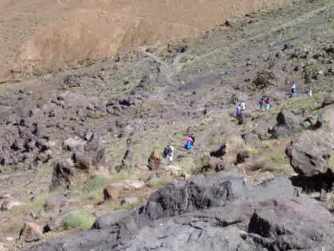 Trekking in Morocco – Atlas mountain guide from Imlil