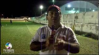 Futebol - Copa Municipal - Inicio - Apodi - RN - 09.11.2010 - TV OESTE
