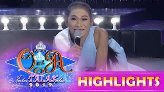 "It's Showtime Miss Q & A: ""Pikachu!"" candidate Maja, makes madlang people happy"