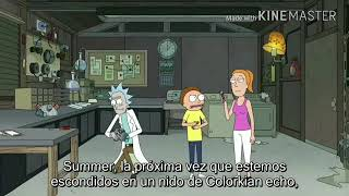 Rick y Morty T3 Cap 2