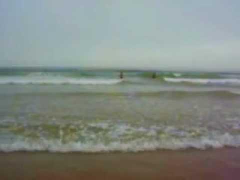 Morocco / Wild beach / Atlantic ocean