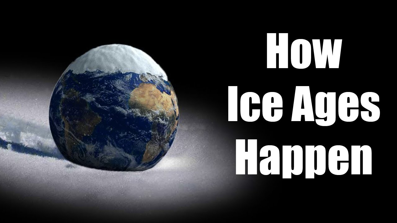 How Ice Ages Happen