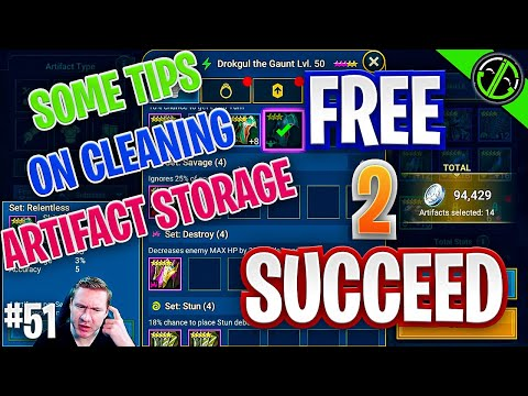 Let's Clean Our Artifact Storage Today | Free 2 Succeed - EPISODE 51