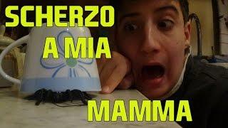 RAGNO NELLA TAZZA!!! SCHERZO EPICO A MIA MAMMA!!!
