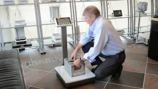 How to Calibrate Your UFM Bench Scale
