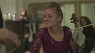 Noa Wildschut records Mozart Violin Concerto No.5 in A major K.219 'Turkish'