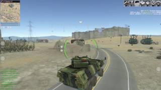 New Unlock APC! 「Cougar」Quick Look - Red Crucible Firestorm