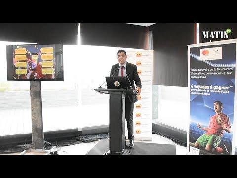 Banque mobile L'bankalik : Attijariwafa Bank lance un tirage au sort pour assister aux ¼ de finale de l'UEFA Champions League