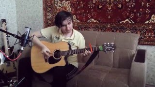 Fallen Leaves fingerstyle cover (Billy Talent)