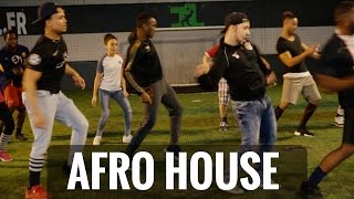🎥 Afro House - Show Your Style #4 - FOOTBALL Edition ⚽ Official video ⚽