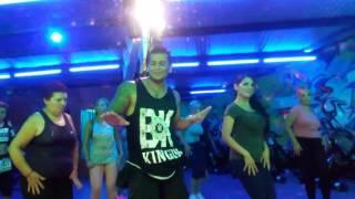 Clase de reggaeton pop. 2017 nivel inicial ... Gaston federico Romero