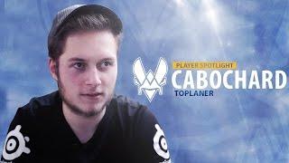 Team Vitality LCS 2016 - Player Spotlight #5 - Cabochard