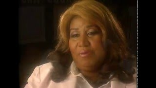 Aretha Franklin Reflecting on  Sam Cooke