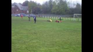 Eleanor Sharpe (Goalkeeper) Game 1v1s