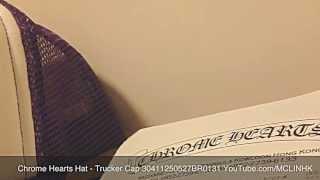 Chrome Hearts Hat Trucker Cap (MCLINHK)