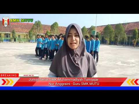 SENAM SEHAT SMK MUTU 29 November 2019