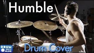 "Kendrick Lamar - ""Humble"" Drum Cover | Drum Beats Online"