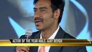 NDTV's Actor of the Year - Male: Ajay Devgn width=