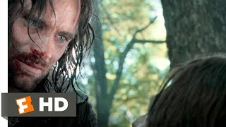 My Brother, My Captain, My King Scene (8/8) - The Lord of the Rings: The Fellowship of the Ring