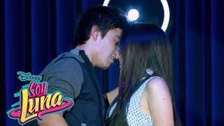 """Soy Luna 2 - Open Music #1: Nina & Gastón cantan """"Mitad y Mitad"""" (Momento Musical)"""