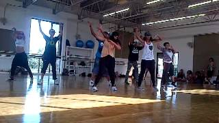 New Generation 2012 - Key to ur Heart choreo by Vladimir Acevedo