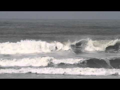 Nicaragua surf May 2011